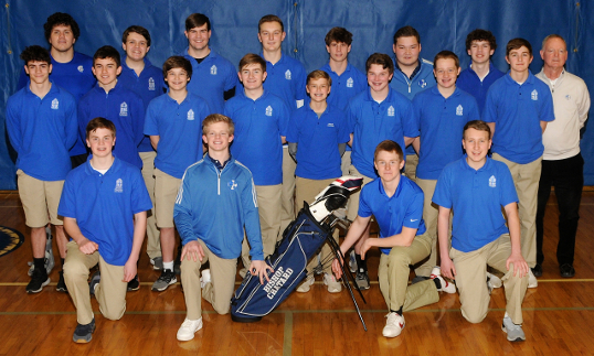 2019 BOYS GOLF TEAM