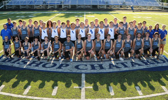 BOYS CROSS COUNTRY 2018