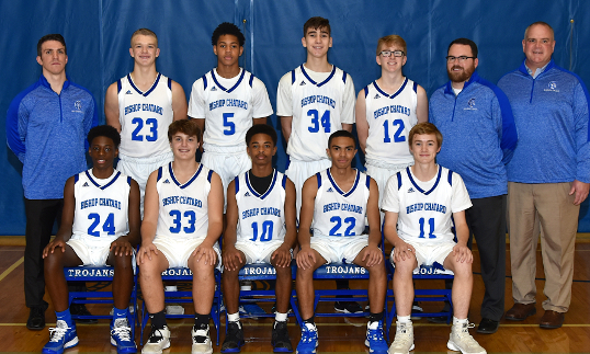 2019/2020 BOYS JV BASKETBALL