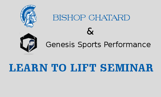 Middle School Athletes: Learn to Lift Seminar is May 21, 23, 28, 30