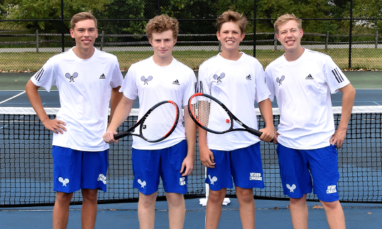 BOYS TENNIS SENIORS 2019