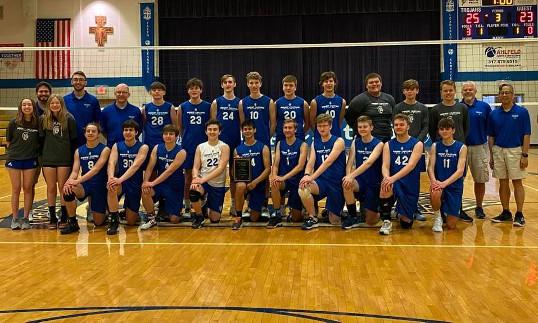 Boys Volleyball : Regional Champions
