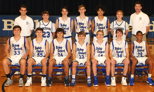 2018/19 BOYS FRESHMAN BASKETBALL