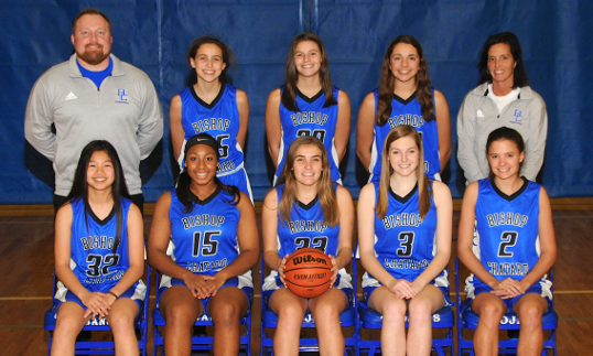 2018/19 GIRLS JV BASKETBALL