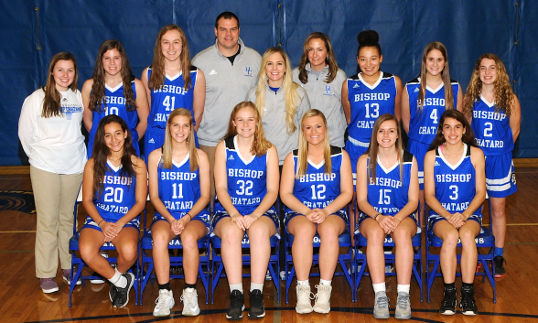 2018/19 GIRLS VARSITY BASKETBALL