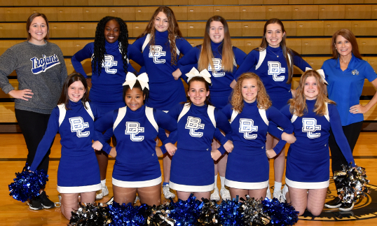 2020/2021 WINTER CHEERLEADERS