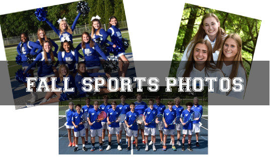 Fall Sports Photos: Aug. 6, 9, 10: Schedule & Order Form