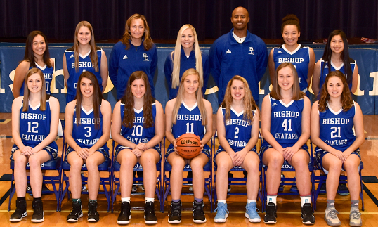2019/2020 VARSITY GIRLS BASKETBALL
