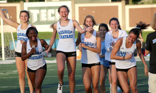 Track heads to Regionals, State