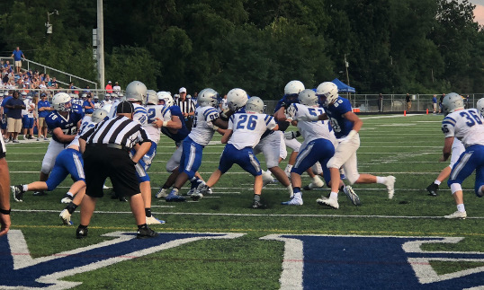 Bishop Chatard hosts Home Football games in 2018