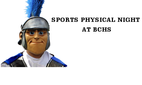 Physical Night is July 7, by appointment only.  Make your online appointment today