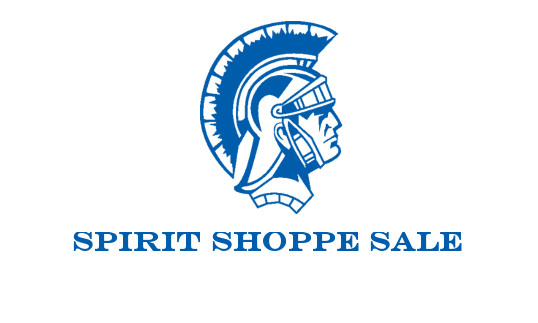The Spirit Shoppe is open during our  Blue Wednesday Spirit Shoppe Sale: Nov. 25