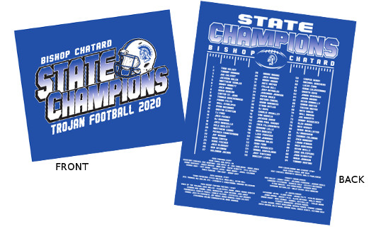 State Champion t-shirts on sale!
