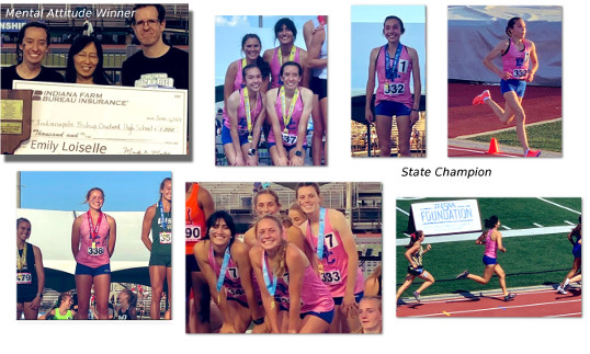 2021 GIRLS TRACK - #6 IN STATE TOURNEY