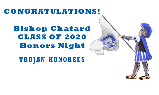 Honors Night goes Virtual - View the Athletic Honor Award Winners Presentation