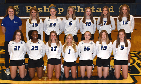 FRESHMAN VOLLEYBALL 2019
