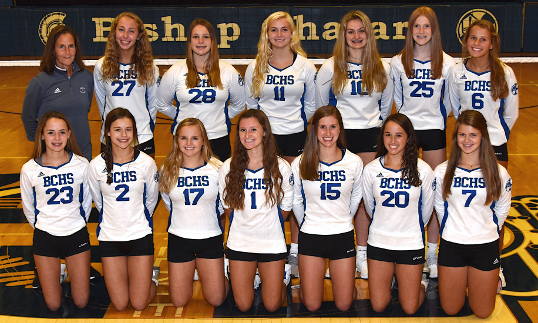 JV VOLLEYBALL 2019