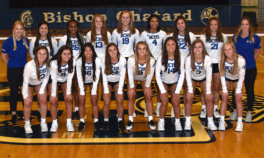 VARSITY VOLLEYBALL 2019