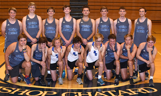 BOYS CROSS COUNTRY SENIORS 2019
