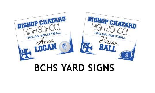 Order a Winter Sport Yard sign by Dec. 9